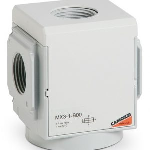 MX3-1-B00 Коллекторы Camozzi. Серия MX